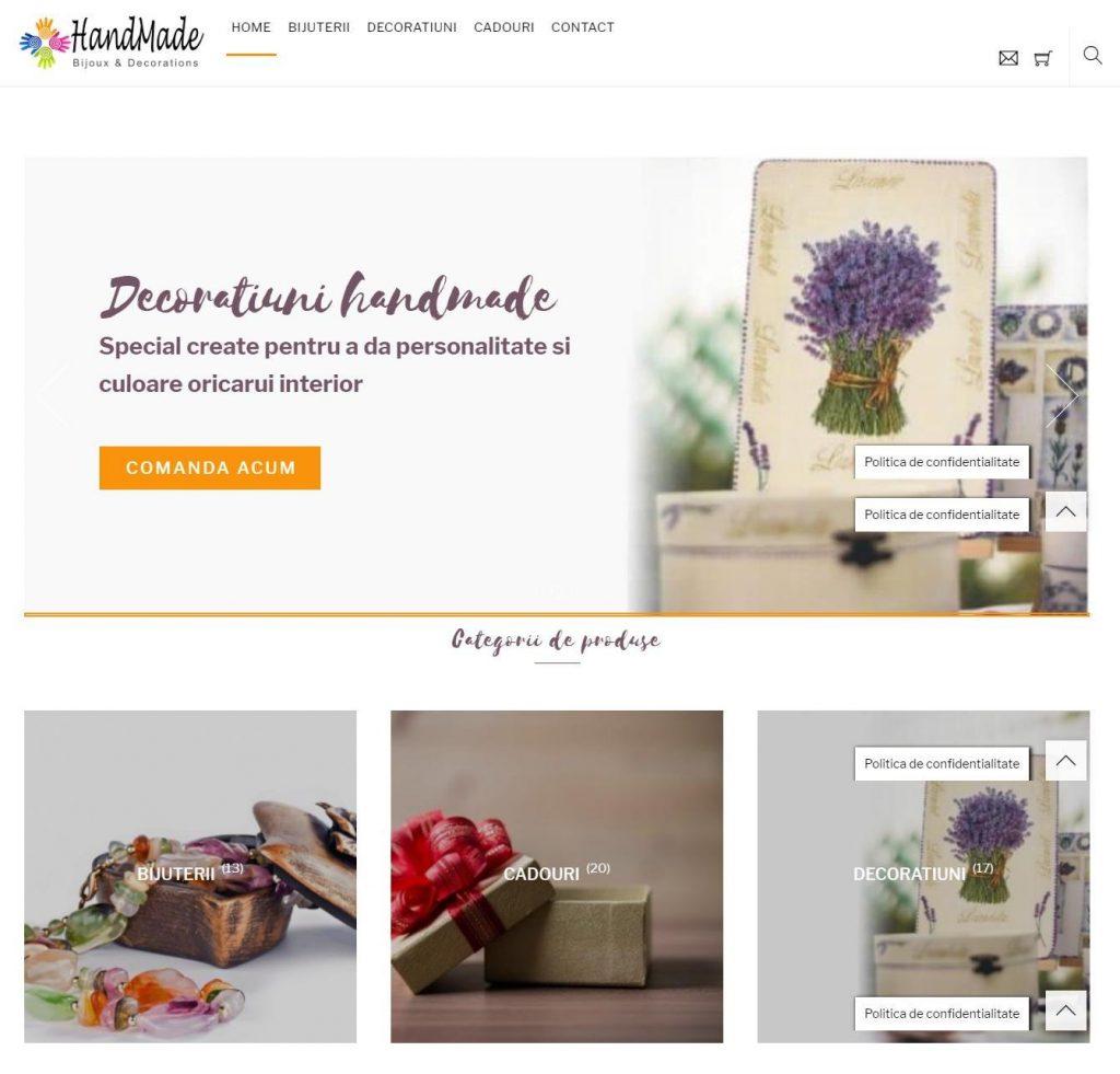 Handmade Bijoux Bijuterii Handmade si accesorii 1
