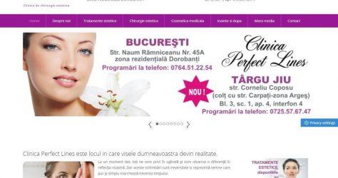 Perfect Lines _ Clinica de chirurgie estetica